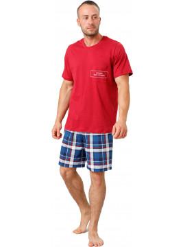 Długa piżama męska BARNABA