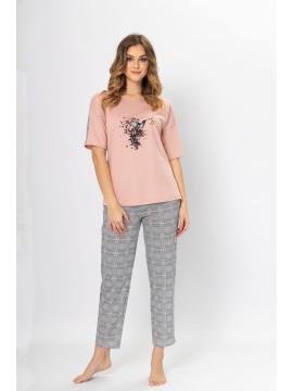 Krótka piżama męska KASJAN