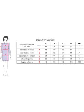 Stylowa i klasyczna piżama...