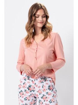 Elegancka męska piżama rozpinana ROGER