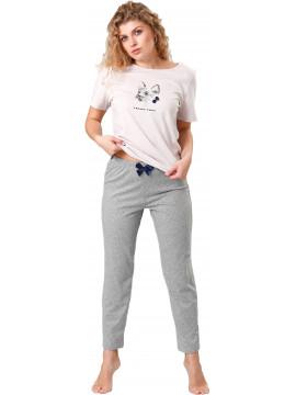 Legginsy / tregginsy BLANKA indygo jeans