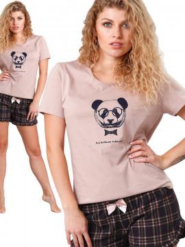 Wygodna piżama damska GALA ++SIZE WYPRZEDAŻ